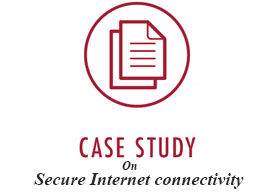 This case study is about how single solution enables primary Internet connectivity and Business Continuity over LTE