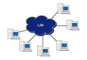 Ubiquitous access to shipboard unclassified LAN services