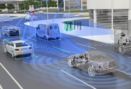 How Embedded Sensors Broaden Prospects for ADAS