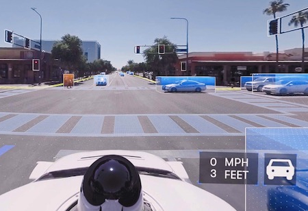 How are LiDAR Sensors for Autonomous Cars Evolving?