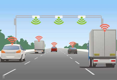 How does Embedded Storage Contribute to Smart Transportation?