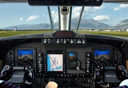 3 Critical Applications of Embedded Sensors on Modern Aircraft
