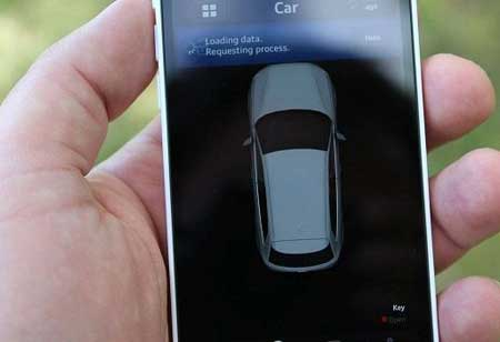 Smartphones can now Lock-Unlock your Car, See How