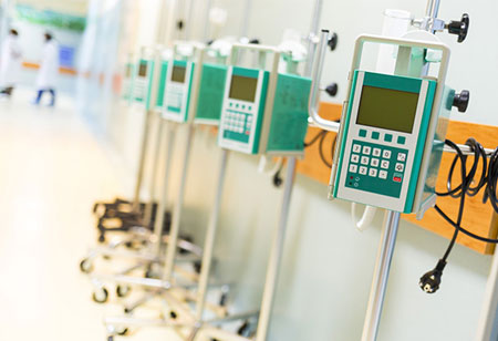 Managing Security Vulnerabilities in Connected Medical Devices