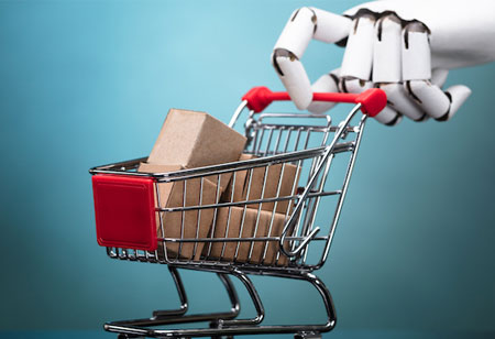 AI-driven Ecommerce is a Constantly Changing Business Landscape