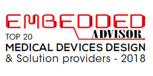 Top 20 Medical Devices Design & Solution Providers - 2018