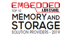 Top 10 Memory and Storage Solution Providers - 2019