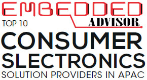 Top 10 Consumer Electronics Solution Companies in APAC - 2019
