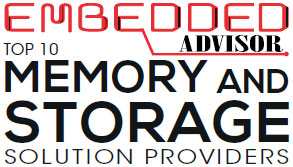 Top 10 Memory and Storage Solution Companies - 2019