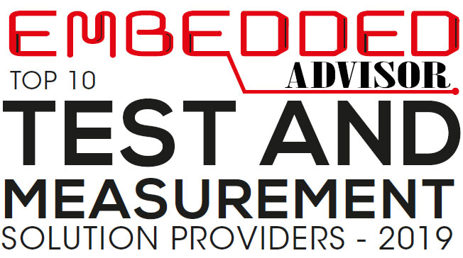 Top 10 Test and Measurement Solution Companies - 2019
