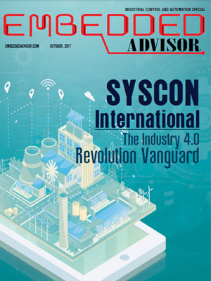 SYSCON International: The Industry 4.0 Revolution Vanguard