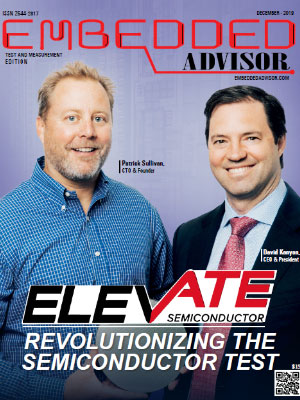 Elevate: Revolutionizing The Semiconductor Test