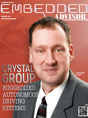 Crystal Group: Ruggedized Autonomous Driving Systems