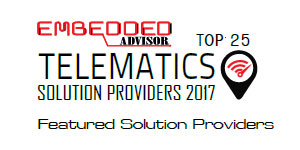 Top 25 Telematics Solution Providers 2017