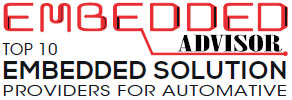 Top 10 Embedded Solution Companies for Automotive